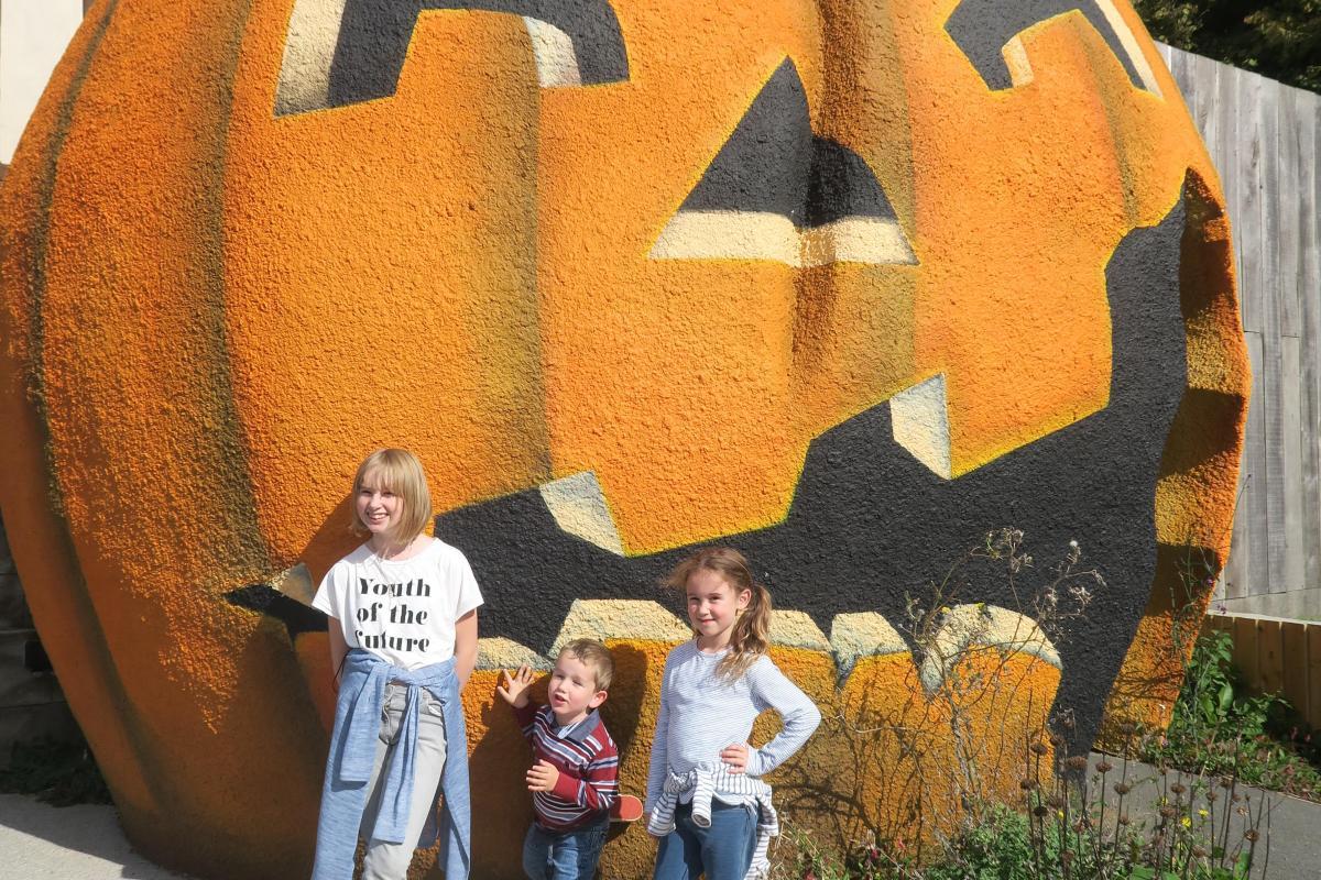 October Half Term and Halloween Fun at Oakwood Theme Park