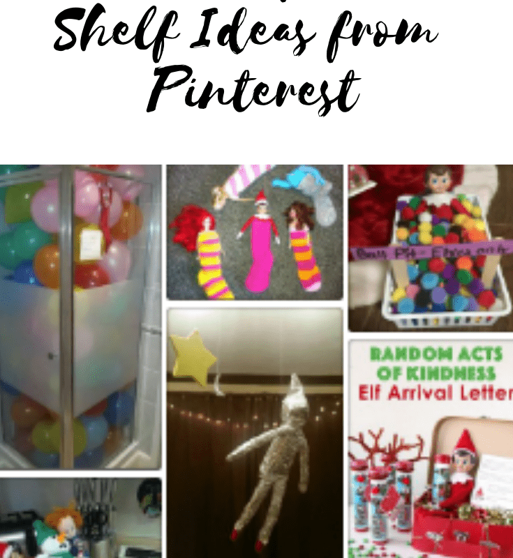 Brilliant Elf On The Shelf Ideas from Pinterest