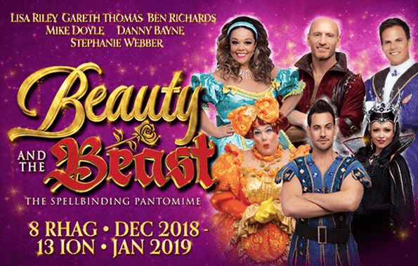 Beauty and The Beast Panto Review - Cardiff New Theatre