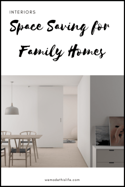 Space Saving for Family Homes