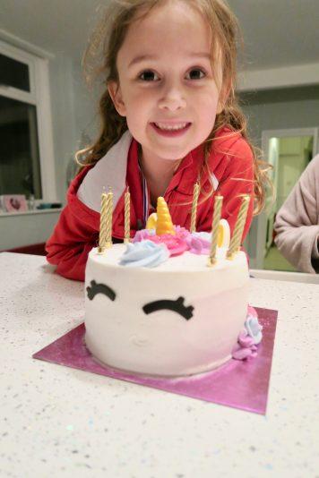 Her 7th Birthday!