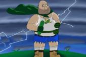 Superhero Cartoon The Pennsylvania Pickle S1 E1 Harder and More Crisp (Web Series)
