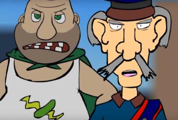 Superhero Cartoon The Pennsylvania Pickle S1 E4 What are your demands? (Web Series)