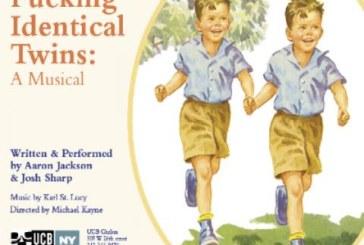 F*cking Identical Twins – A Musical (Comedy Show Recap)