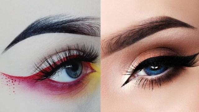 Amazing Eye Makeup Cute Eye Makeup Eyeliner Ideas Compilation Amazing Eye Makeup