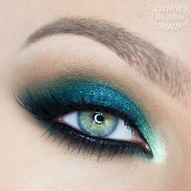 Blue Green Eyes Makeup 7 Beautiful Smokey Eye Makeup Looks Inspired Blue And Green
