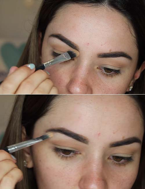 Bridal Makeup Hooded Eyes Makeup For Hooded Eyes A Step Step Tutorial With Pictures