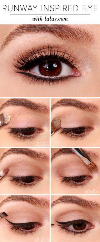 Brown Eyes Makeup Tutorial 27 Pretty Makeup Tutorials For Brown Eyes Styles Weekly