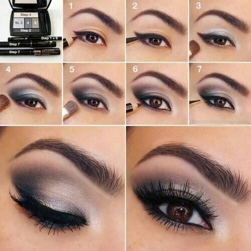 Brown Eyes Makeup Tutorial Makeup Tutorials Images Makeup For Brown Eyes Wallpaper And