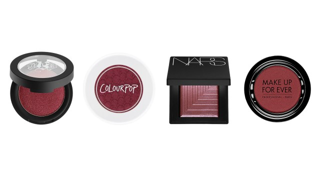 Burgundy Eye Makeup 5 Burgundy Eye Shadows Were Loving Right Now Possibly More Than