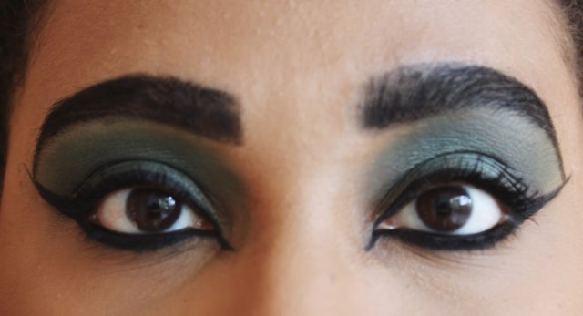 Cleopatra Eye Makeup Cleopatra Halloween Makeup Tutorial Pattys Kloset
