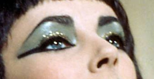 Cleopatra Eye Makeup Elizabeth Taylor Cleopatra Eyes A Simple Guide Glamour Daze
