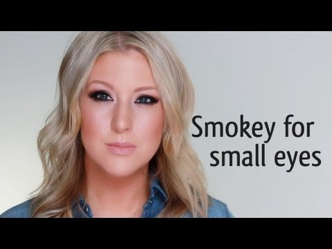 Dramatic Makeup For Small Eyes Smokey Makeup For Small Eyes Julianne Hough Youtube