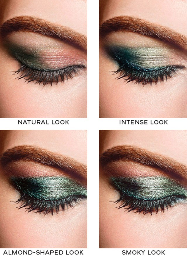 Eye Makeup Demo Chanel Eye Makeup Chart How To Wear Chanel Les 4 Ombres Eye Shadow