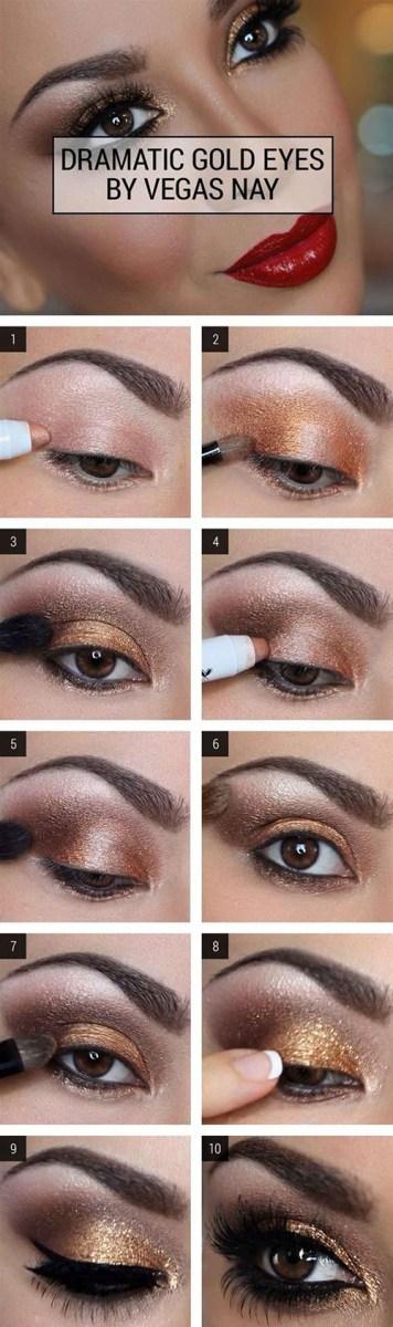Eye Makeup Demo How To Do Smokey Eye Makeup Top 10 Tutorial Pictures For 2019