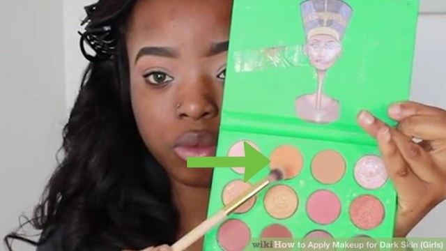 Eye Makeup For Dusky Complexion How To Apply Makeup For Dark Skin Girls With Pictures