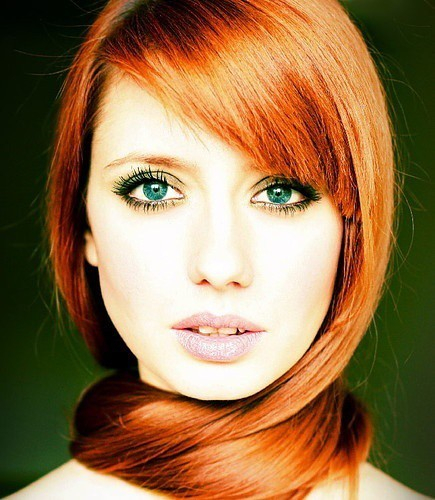 Eye Makeup For Red Heads Red Hair Eyes Makeup Tips Advice How To Be A Redhead How To Be A