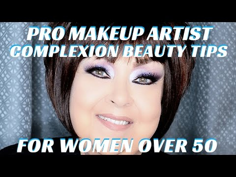Eye Makeup For Women Over 60 How To Do Makeup On Women Over 60 Makeup Tutorial Complexion Tips Pt