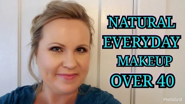 Eye Makeup Over 40 Natural Makeup For Mature Skin Tutorial Dark Circles Hooded Eyes