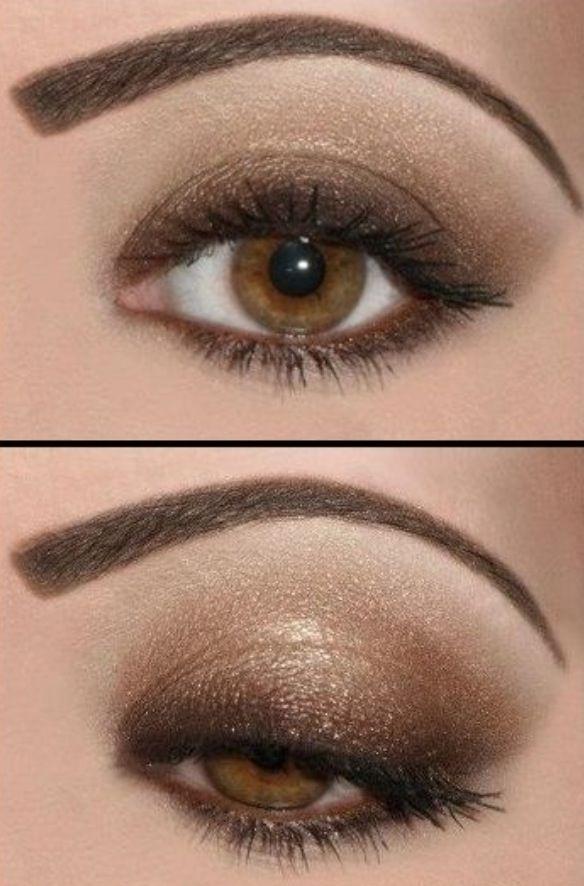 Eye Makeup Smokey Brown 45 Brown Eyes Makeup Looks And Tutorials To Highlight Those