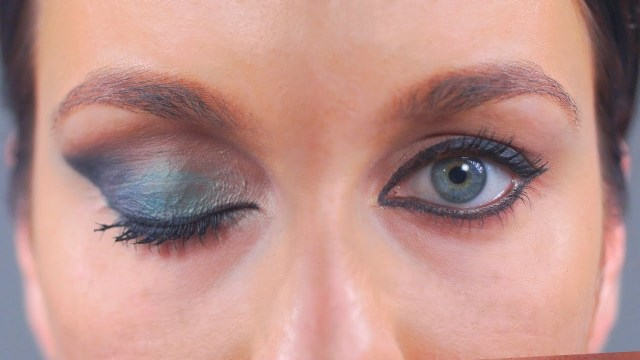 Eye Makeup Styles 1 Woman 10 Eye Makeup Styles Youtube