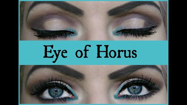 Eye Of Horus Makeup Makeup Review Beauty Tutorialall New Eye Of Horus Newly Released
