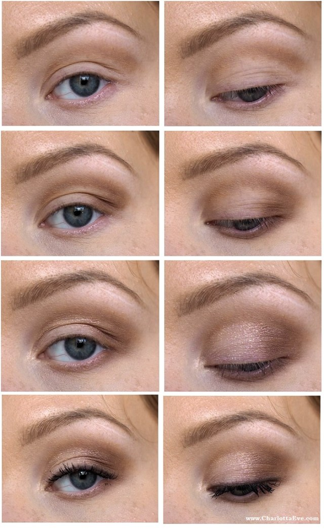 Eyes For Makeup The Ultimate Makeup Trick For Hooded Deep Set Eyes Charlotta Eve