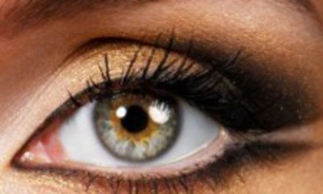 Gold And Smokey Eye Makeup Gold Smokey Eye Makeup Watch Out Ladies