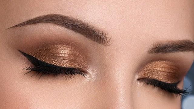 Gold And Smokey Eye Makeup How To Do A Smokey Eye Makeup For Party Perfect Smokey Eye Makeup