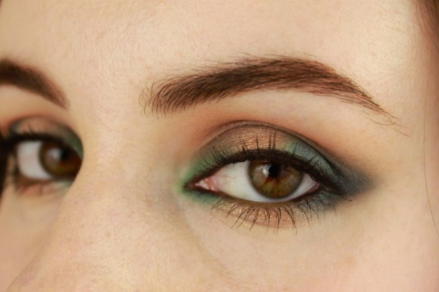 Gold Makeup For Green Eyes Led The Moonlight A Beauty Blog For Beautiful Dreamers Green