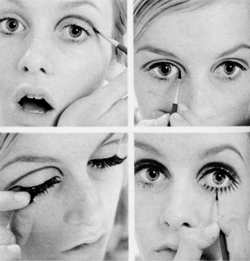 Hippie Eye Makeup Dramatic Eye Makeup Via Tumblr On We Heart It
