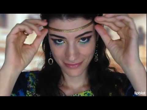 Hippie Eye Makeup Rainbow Eyes Hippie Chic Makeup Tutorial A Sumptuous Sexy Rainbow