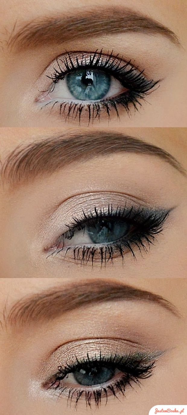 Homecoming Makeup For Blue Eyes 5 Ways To Make Blue Eyes Pop With Proper Eye Makeup Her Style Code