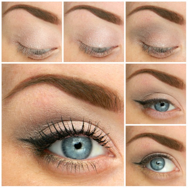 How To Do Makeup For Blue Eyes 5 Ways To Make Blue Eyes Pop With Proper Eye Makeup Her Style Code
