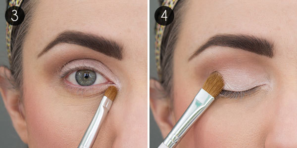 How To Put Eye Makeup On Small Eyes How To Make Your Eyes Look Bigger With Makeup More