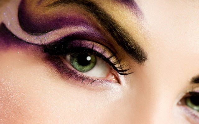Makeup Designs For Eyes Creative Eye Makeup Looks And Design Ideas Page 3