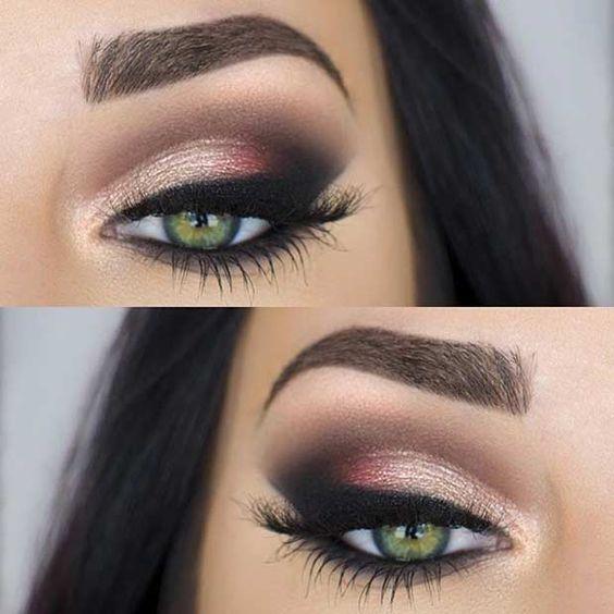 Makeup Eye Looks 10 Great Eye Makeup Looks For Green Eyes Styles Weekly