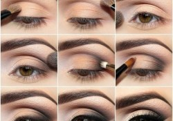 Makeup For Brown Eyes Tutorial Eye Makeup Tutorial For Brown Eyes