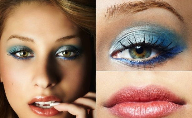 Makeup For Greenish Blue Eyes Prom Makeup Ideas 04
