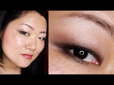 Makeup For Small Asian Eyes How To Elongate Small Asian Monolid Eyes Youtube