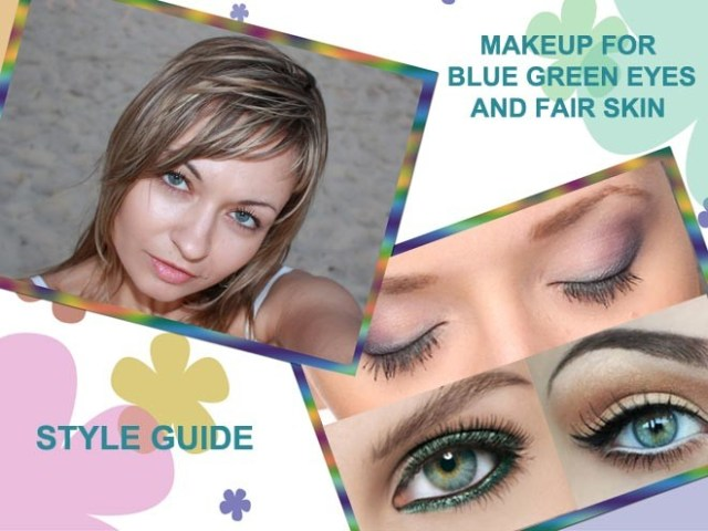 Makeup Pale Skin Blue Eyes Best Eye Makeup For Blue Green Eyes And Fair Skin Style Guide
