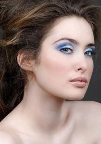 Makeup Pale Skin Blue Eyes Blue Eyes Makeup Tips Tutorial