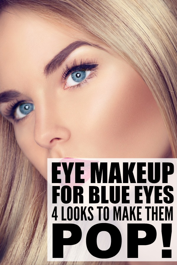 Makeup Pale Skin Blue Eyes Eye Makeup For Blue Eyes