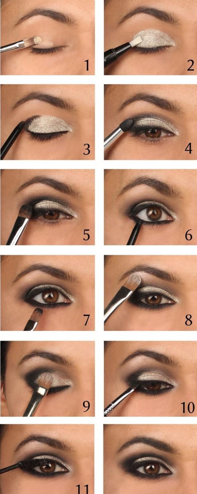 Makeup Tutorial For Hazel Eyes 40 Hottest Smokey Eye Makeup Ideas 2019 Smokey Eye Tutorials For