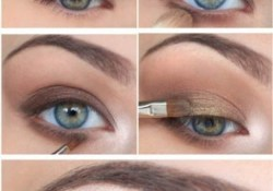 Makeup Tutorials For Green Eyes 10 Step Step Makeup Tutorials For Green Eyes Her Style Code