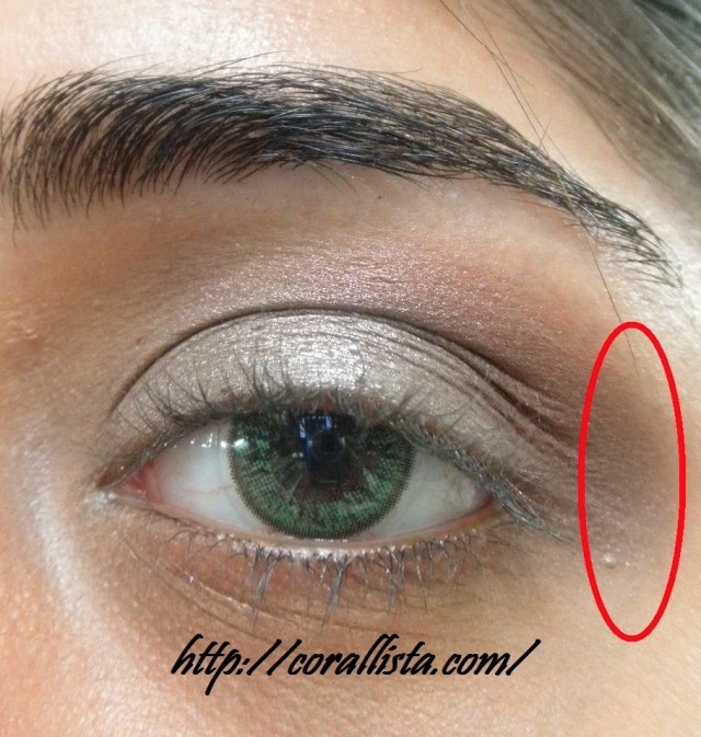 Makeup Tutorials For Green Eyes Grey Plum And Green Eye Makeup Look Step Wise Photo Tutorial And