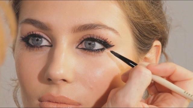 Modern Cat Eye Makeup The Feline Flick Cat Eye Make Up Tutorial Charlotte Tilbury