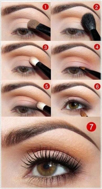 Natural Eye Makeup Looks Natural Eye Makeup Tutorial Lindsay Haggenmiller Musely