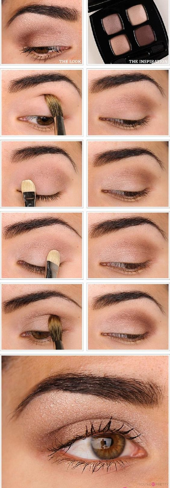 Natural Looking Eye Makeup 15 Eye Makeup Tutorials You Want To Try For Office Looks Pretty