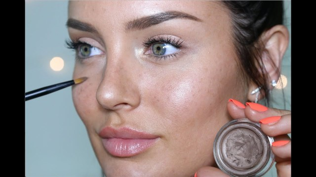Natural Looking Eye Makeup Natural Beauty Makeup Look The Illusion Of No Foundation Incl